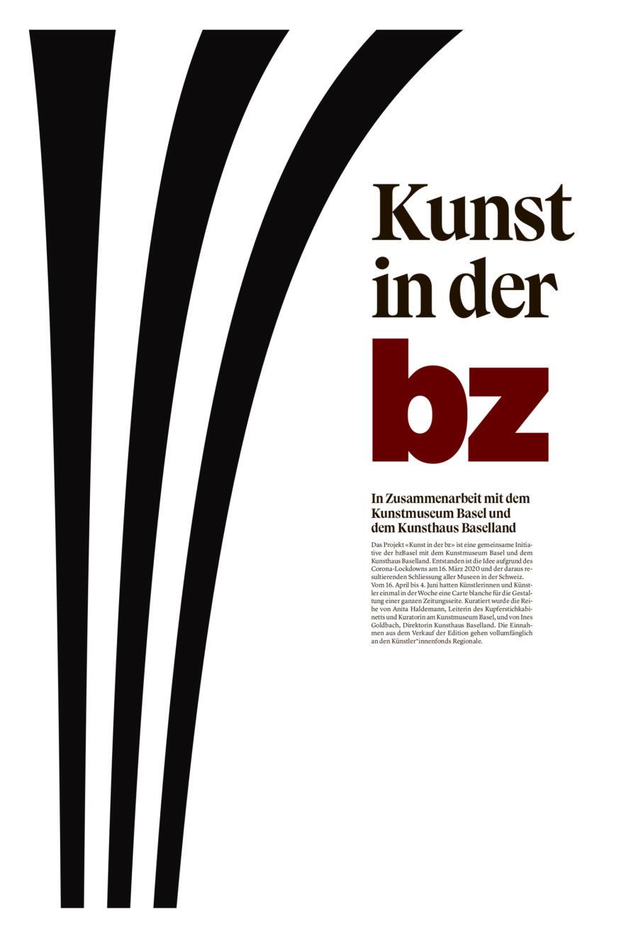 Kunst In Der Bz Titel Cover Neu