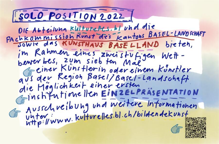 Inserat Solo Position 2022