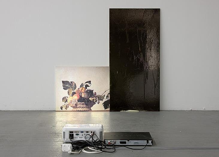 Schmidhalter Hagar Stilleben Nach Caravaggio 200508