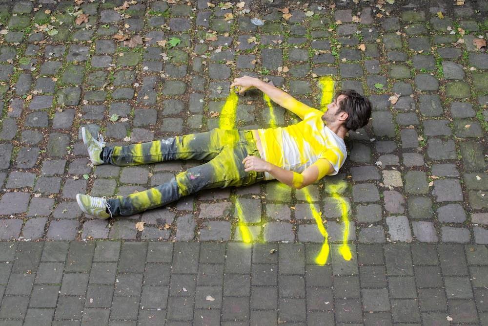 Sebastian Wiemer True Yellow 2017