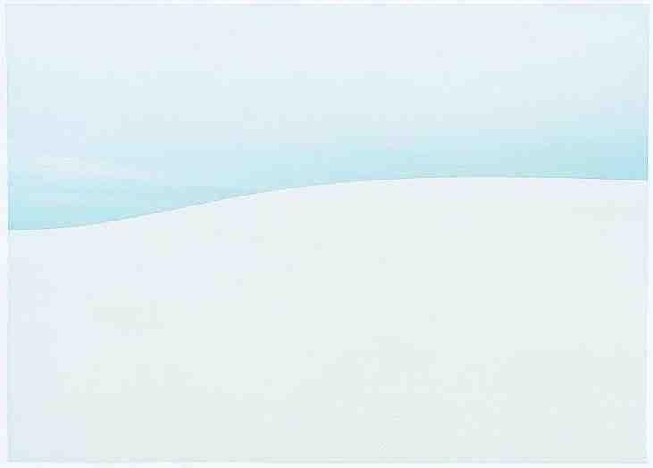 Shhbazi Shirana From The Series Painted Desert 2004