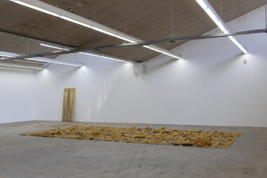 Beehave, Installation View: Kunsthaus Baselland 2018, Foto: Gina Folly