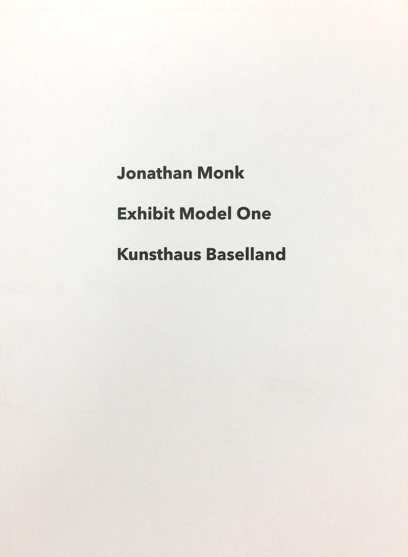 Jonathan Monk P